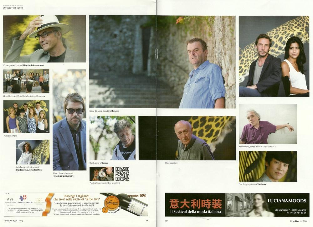 pardolive magazine